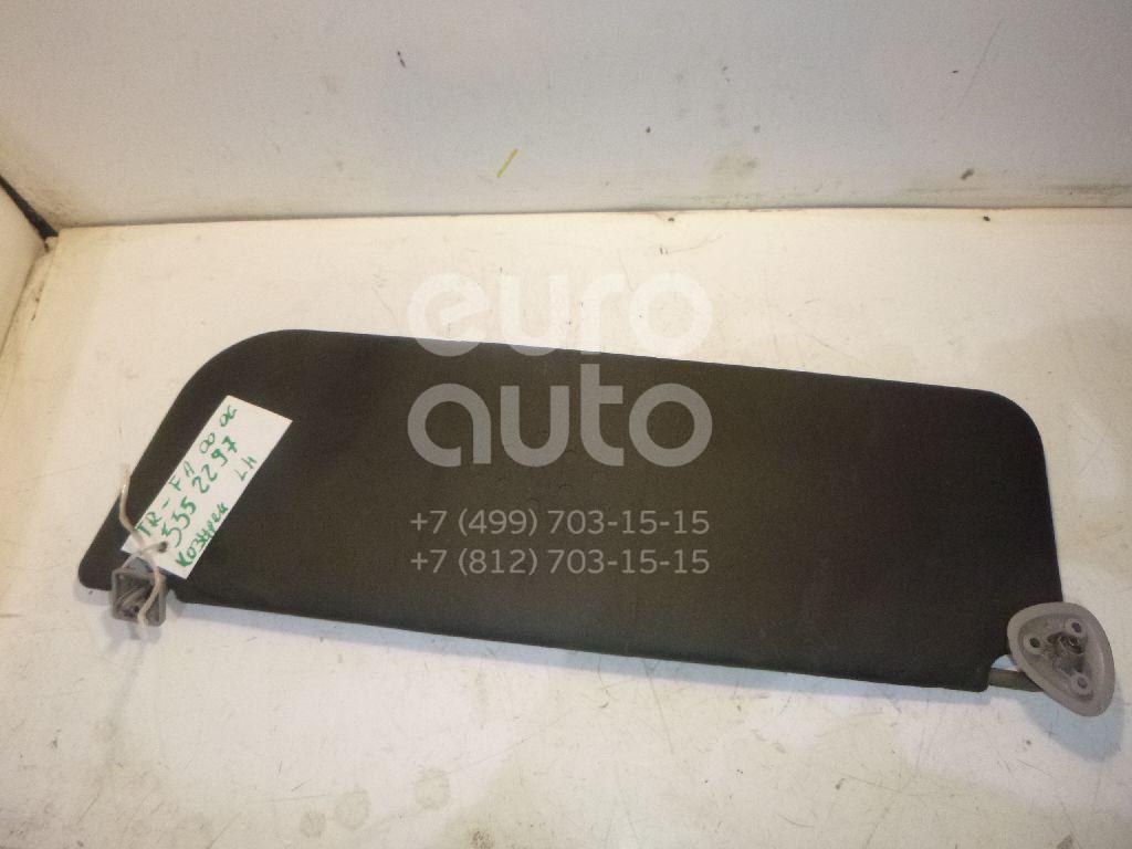 Козырек солнцезащитный (внутри) для Ford Transit [FA] 2000-2006 - Фото №1