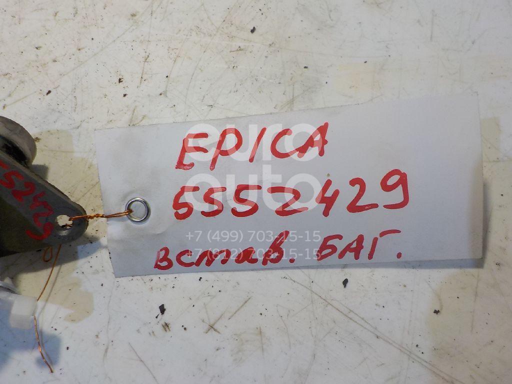 Вставка замка багажника для Chevrolet Epica 2006-2012 - Фото №1