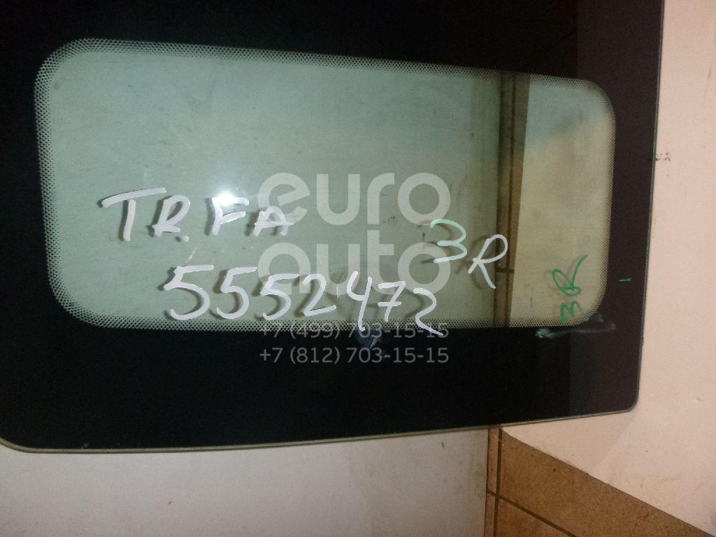 Стекло кузовное глухое правое для Ford Transit [FA] 2000-2006 - Фото №1