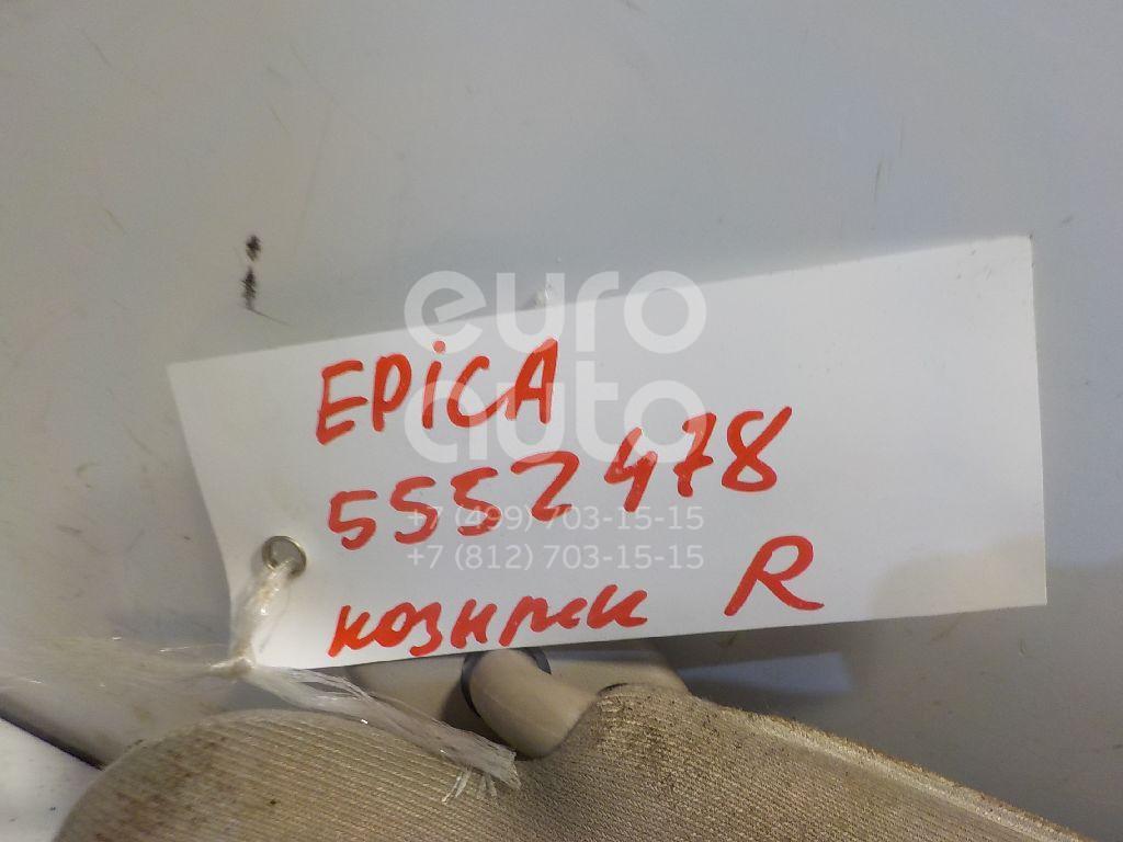 Козырек солнцезащитный (внутри) для Chevrolet Epica 2006-2012 - Фото №1