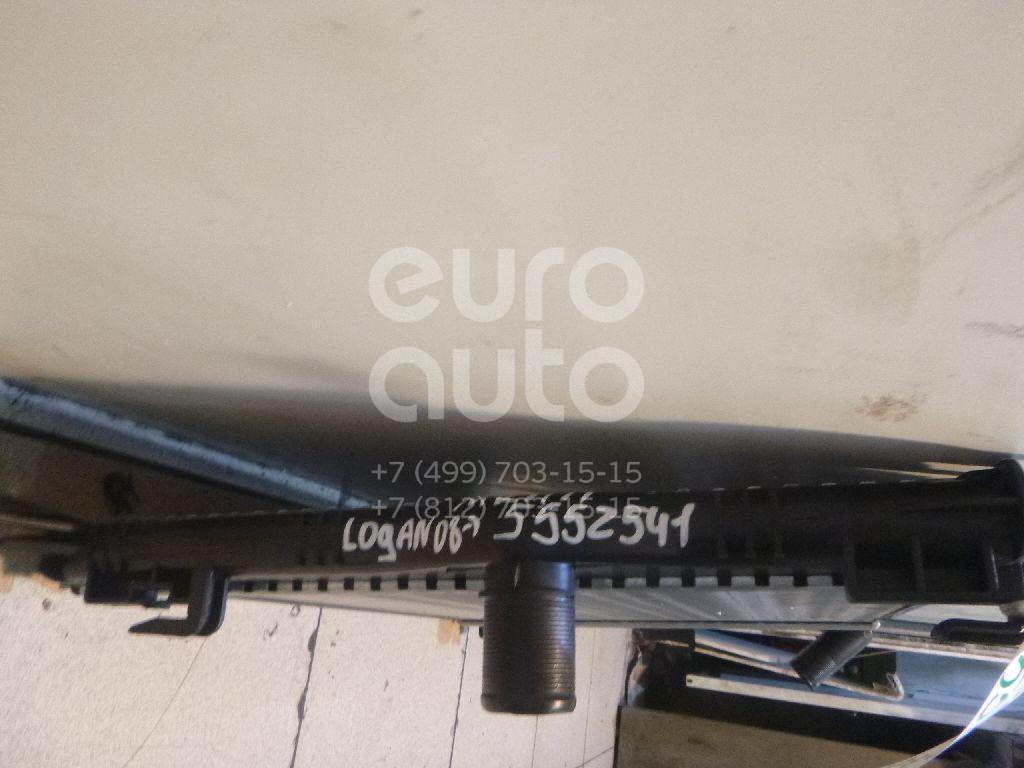 Радиатор основной для Nissan Logan 2005-2014;Almera (G15) 2013> - Фото №1