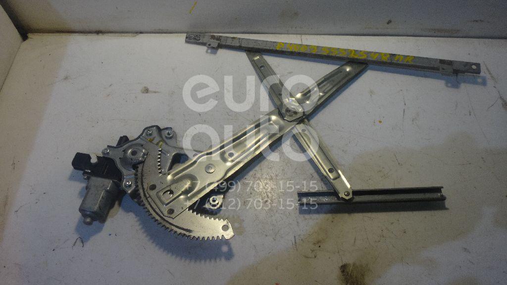 Стеклоподъемник электр. передний правый для Peugeot,Citroen 4007 2008-2013;C-Crosser 2008-2013 - Фото №1