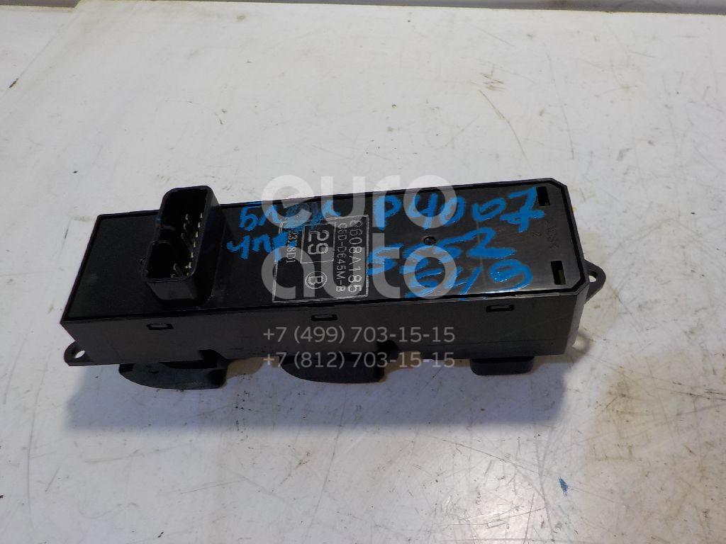 Блок управления стеклоподъемниками для Peugeot 4007 2008-2013 - Фото №1