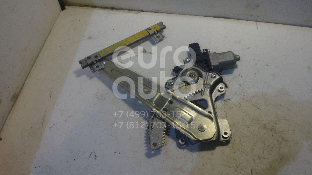 Стеклоподъемник электр. задний для Peugeot,Mitsubishi,Citroen 4007 2008-2013;Outlander XL (CW) 2006-2012;C-Crosser 2008-2013 - Фото №1