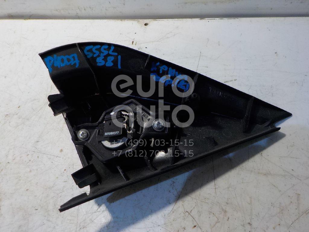 Крышка зеркала внутренняя левая для Peugeot,Citroen 4007 2008-2013;C-Crosser 2008-2013 - Фото №1