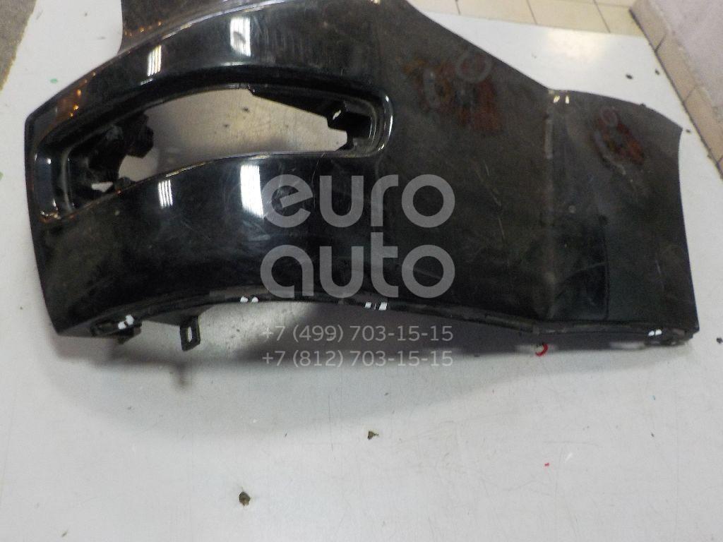 Накладка заднего бампера правая для Peugeot,Citroen 4007 2008-2013;C-Crosser 2008-2013 - Фото №1