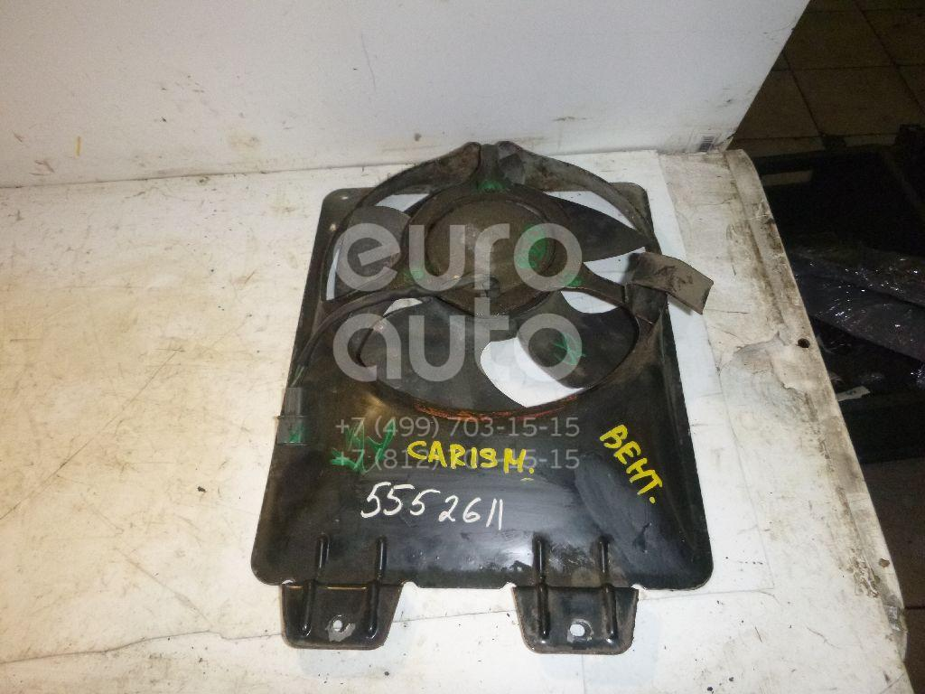 Вентилятор радиатора для Mitsubishi Carisma (DA) 1999-2003;Carisma (DA) 1995-1999 - Фото №1