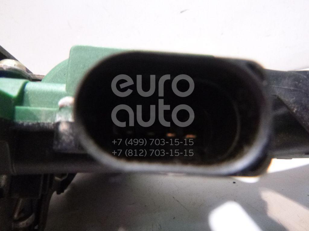 Замок двери передней левой для VW,Skoda Passat [B5] 2000-2005;Octavia (A4 1U-) 2000-2011;Superb 2002-2008 - Фото №1
