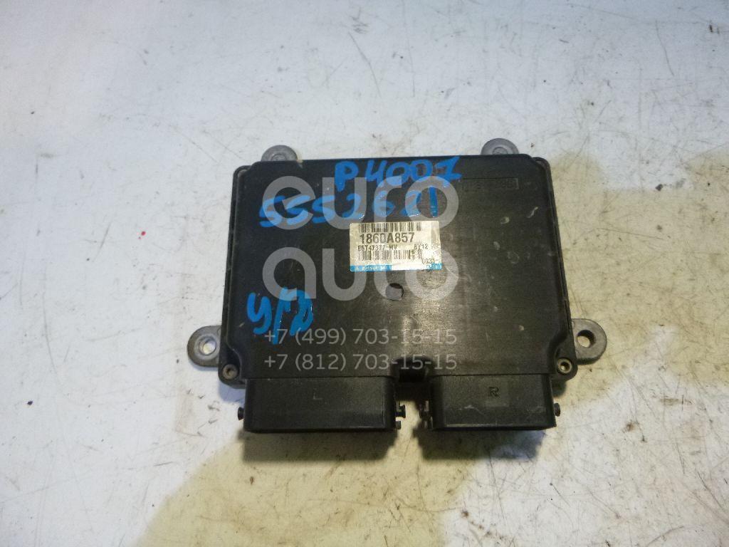 Блок управления двигателем для Peugeot 4007 2008>;Outlander XL (CW) 2006-2012 - Фото №1