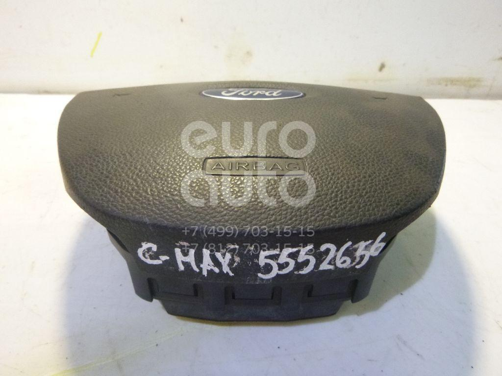 Подушка безопасности в рулевое колесо для Ford C-MAX 2003-2010 - Фото №1