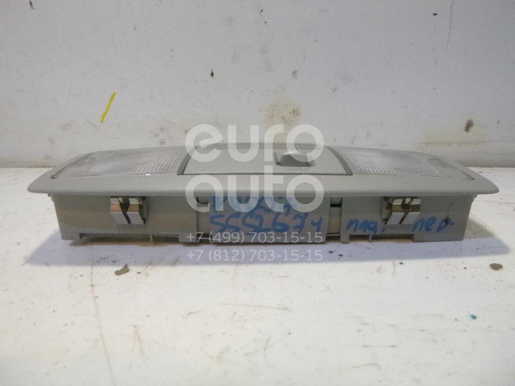 Плафон салонный для Peugeot,Citroen 4007 2008-2013;C-Crosser 2008-2013 - Фото №1