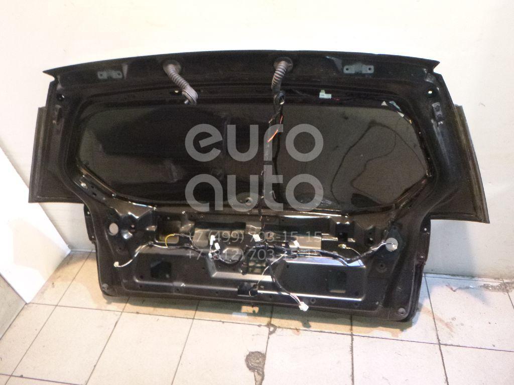 Дверь багажника со стеклом для Peugeot 4007 2008-2013 - Фото №1