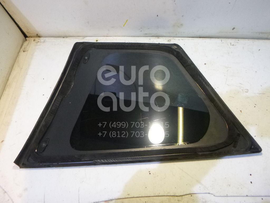 Стекло кузовное глухое левое для Peugeot,Citroen 4007 2008-2013;C-Crosser 2008-2013 - Фото №1
