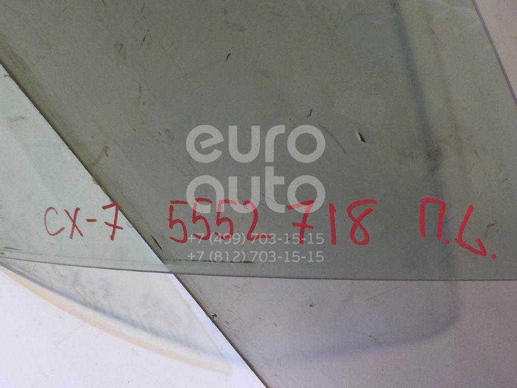 Стекло двери передней левой для Mazda CX 7 2007-2012 - Фото №1