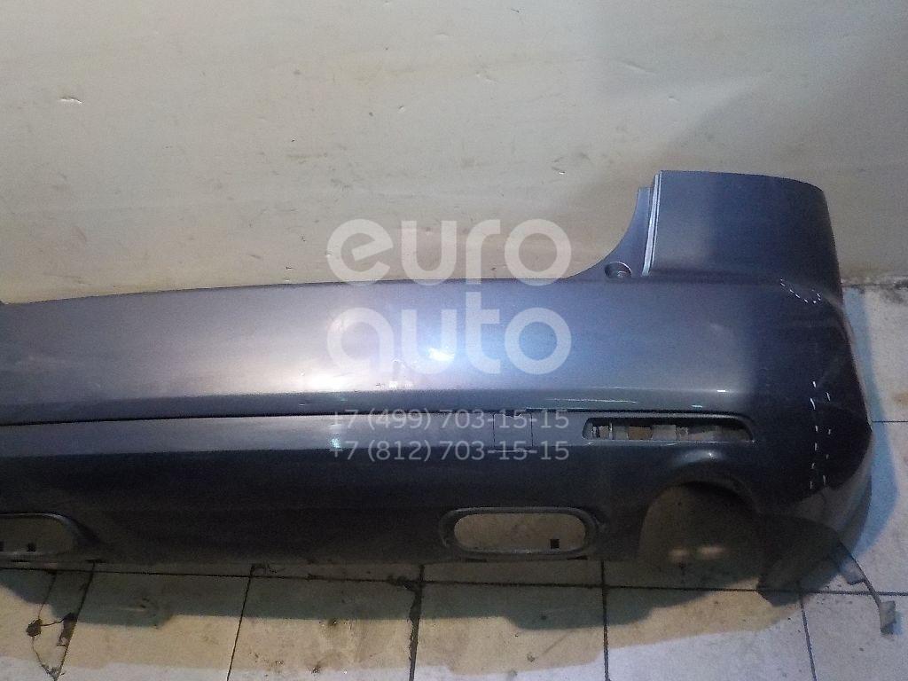 Бампер задний для Mazda CX 7 2007-2012 - Фото №1