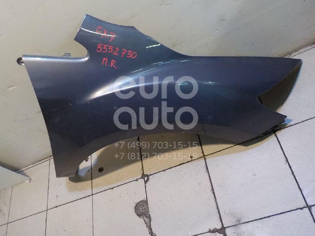 Крыло переднее правое для Mazda CX 7 2007-2012 - Фото №1