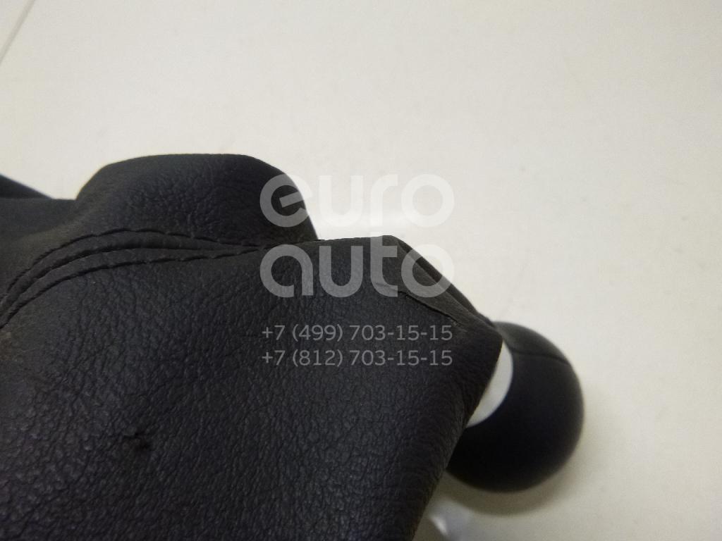Чехол кулисы для VW Golf V 2003-2009;Jetta 2006-2011 - Фото №1
