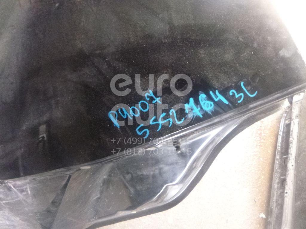 Крыло заднее левое для Peugeot 4007 2008-2013 - Фото №1