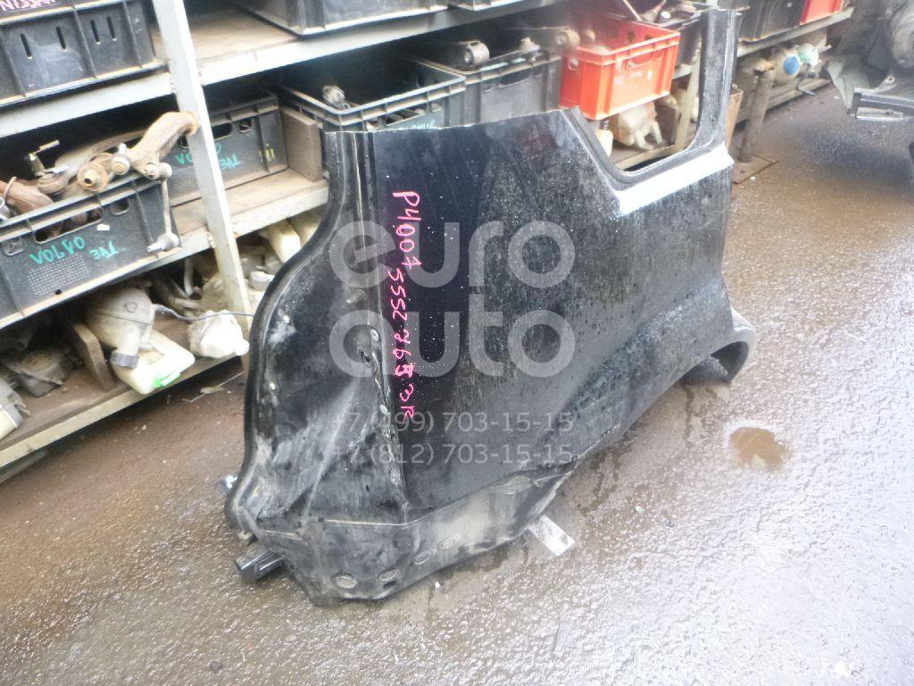 Крыло заднее правое для Peugeot 4007 2008-2013 - Фото №1