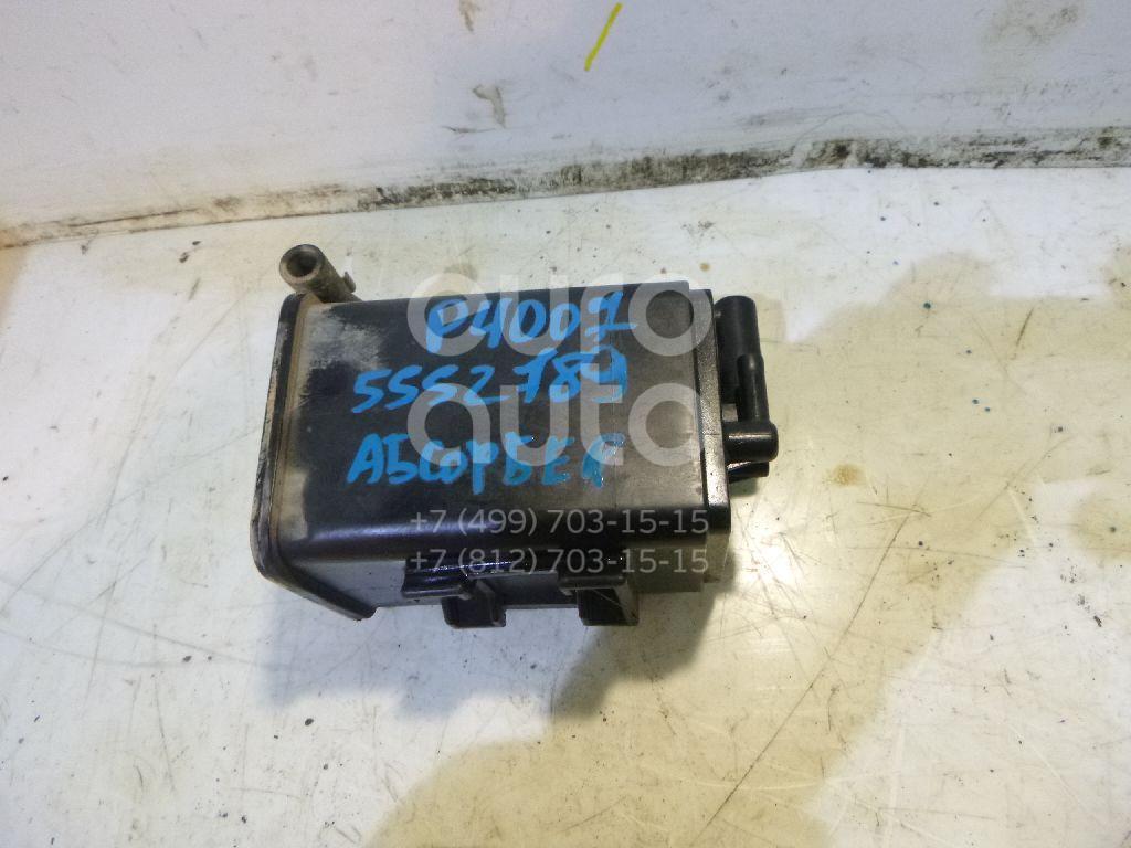 Абсорбер (фильтр угольный) для Peugeot,Mitsubishi,Citroen 4007 2008-2013;Galant (DJ,DM) 2003-2012;Grandis (NA#) 2004-2010;Lancer (CX,CY) 2007>;Outlander XL (CW) 2006-2012;ASX 2010-2016;C-Crosser 2008-2013 - Фото №1
