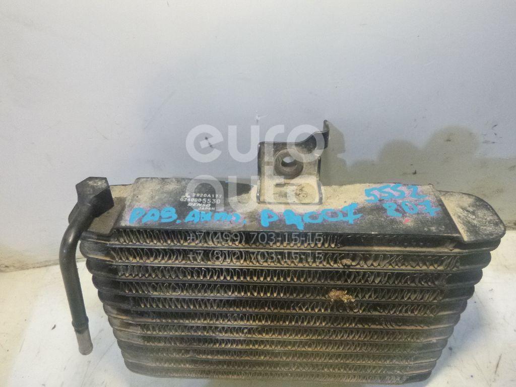 Радиатор (маслоохладитель) АКПП для Citroen 4007 2008>;C-Crosser 2008> - Фото №1