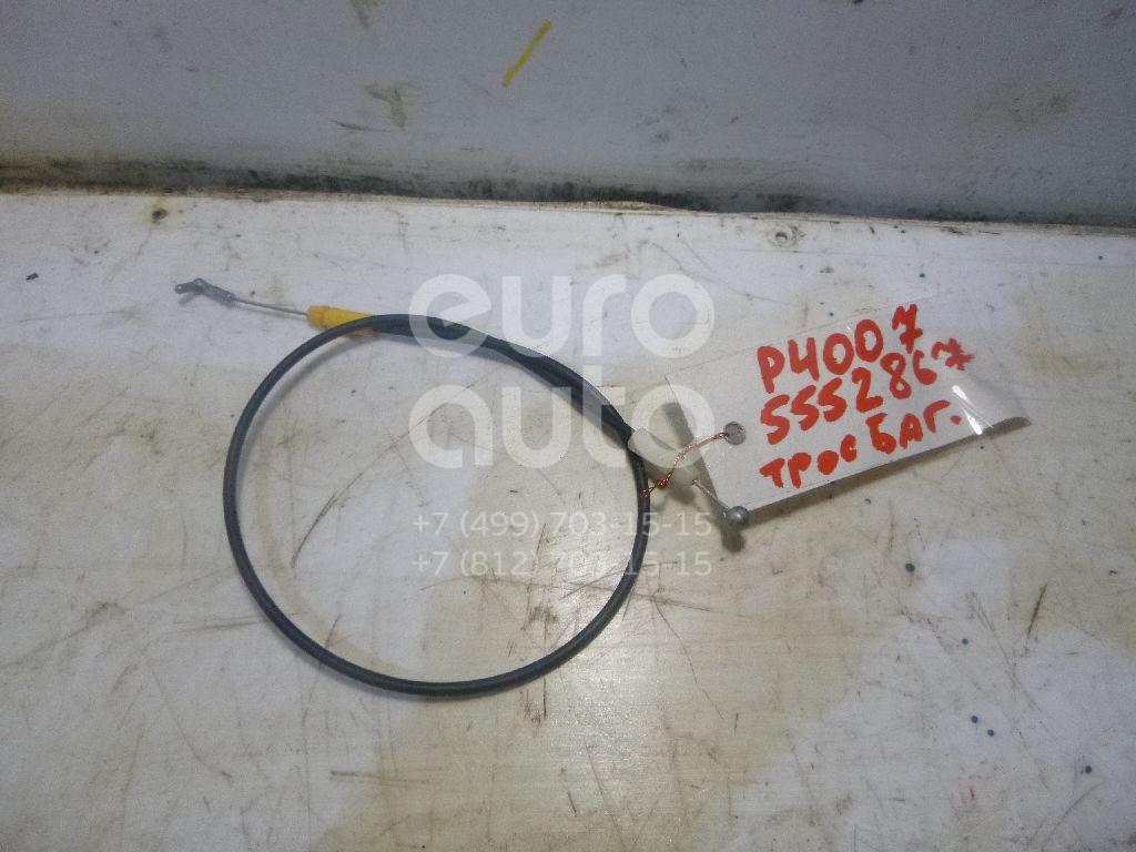 Трос открывания багажника для Peugeot,Citroen 4007 2008-2013;C-Crosser 2008-2013 - Фото №1