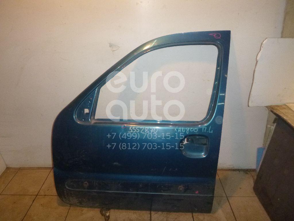 Дверь передняя левая для Renault Kangoo 2003-2007;Kangoo 1997-2003 - Фото №1