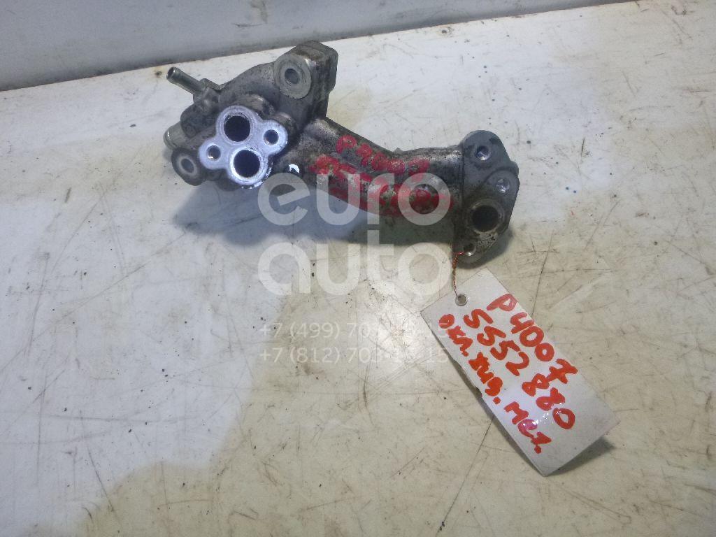 Трубка охлажд. жидкости металлическая для Peugeot,Citroen 4007 2008-2013;C-Crosser 2008-2013 - Фото №1