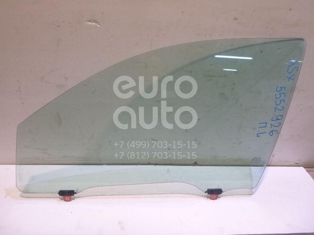 Стекло двери передней левой для Mitsubishi ASX 2010> - Фото №1
