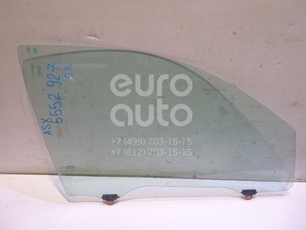 Стекло двери передней правой для Mitsubishi ASX 2010> - Фото №1