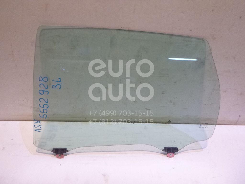 Стекло двери задней левой для Mitsubishi ASX 2010> - Фото №1
