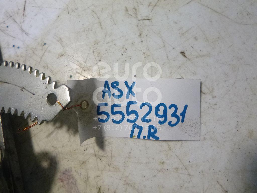 Стеклоподъемник электр. передний правый для Mitsubishi ASX 2010> - Фото №1
