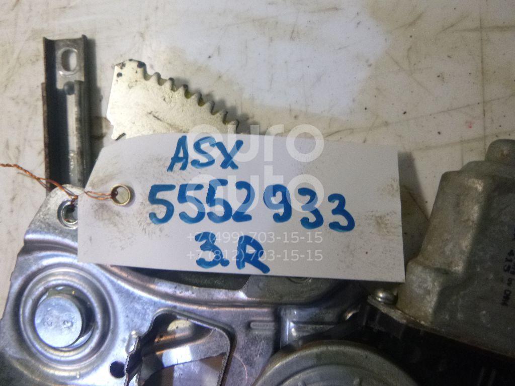 Стеклоподъемник электр. задний правый для Mitsubishi ASX 2010-2016 - Фото №1