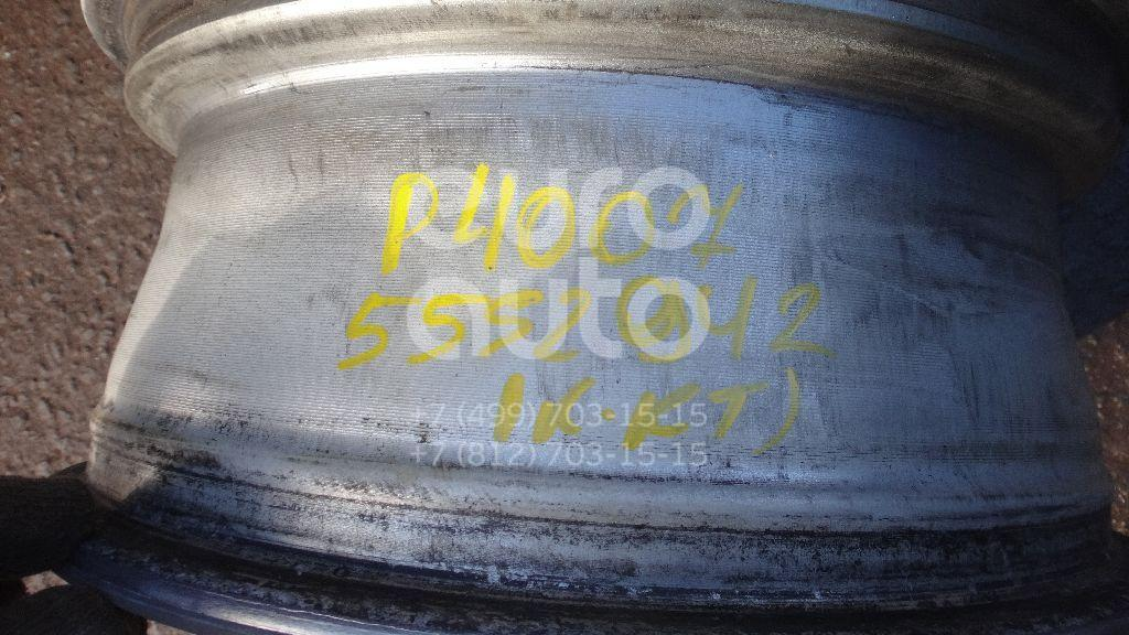 Диски колесные легкосплавные (к-кт) для Peugeot 4007 2008> - Фото №1