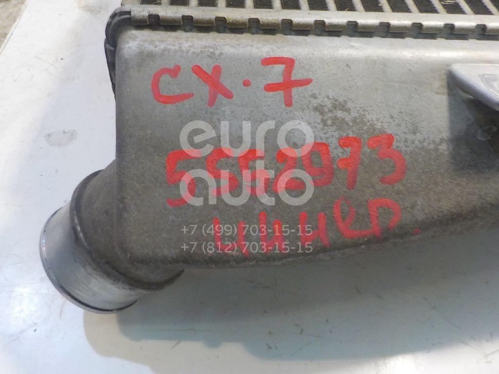 Интеркулер для Mazda CX 7 2007-2012;Mazda 6 (GG) 2002-2007;Mazda 3 (BK) 2002-2009;Mazda 3 (BL) 2009-2013 - Фото №1