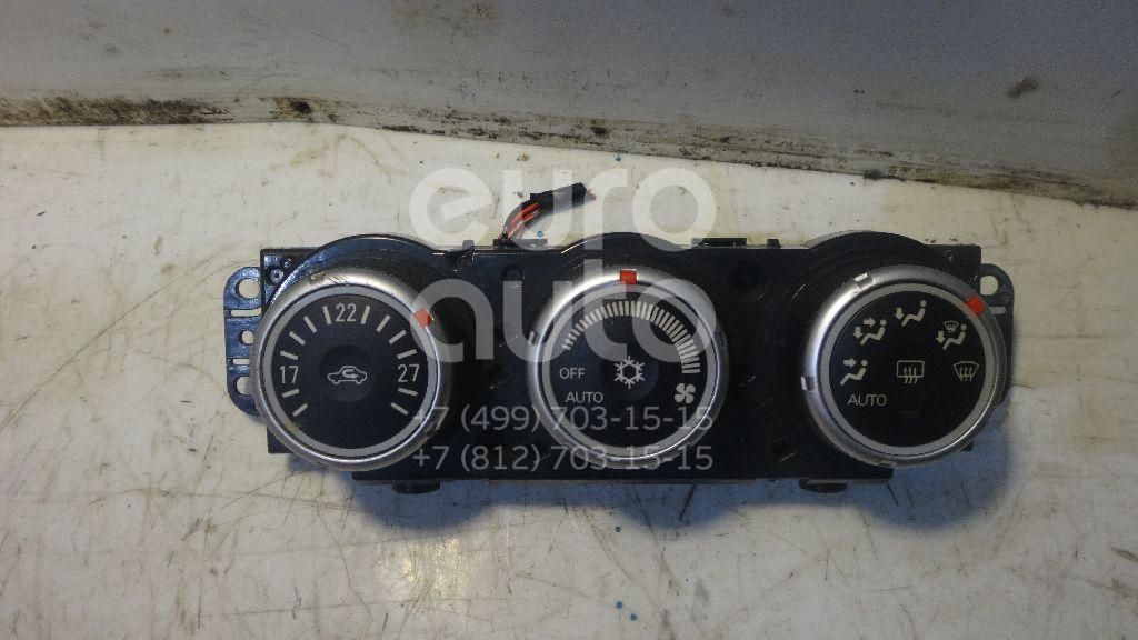 Блок управления климатической установкой для Peugeot 4007 2008-2013 - Фото №1