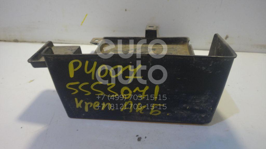 Крепление АКБ (корпус/подставка) для Peugeot,Citroen 4007 2008-2013;C-Crosser 2008-2013 - Фото №1