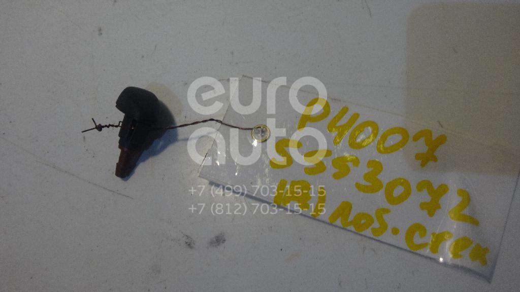 Форсунка омывателя лобового стекла для Peugeot,Citroen 4007 2008-2013;C-Crosser 2008-2013 - Фото №1