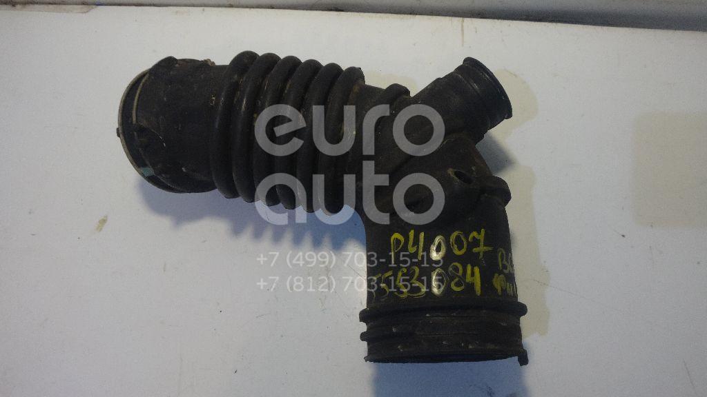 Патрубок воздушного фильтра для Peugeot,Citroen 4007 2008-2013;C-Crosser 2008-2013 - Фото №1