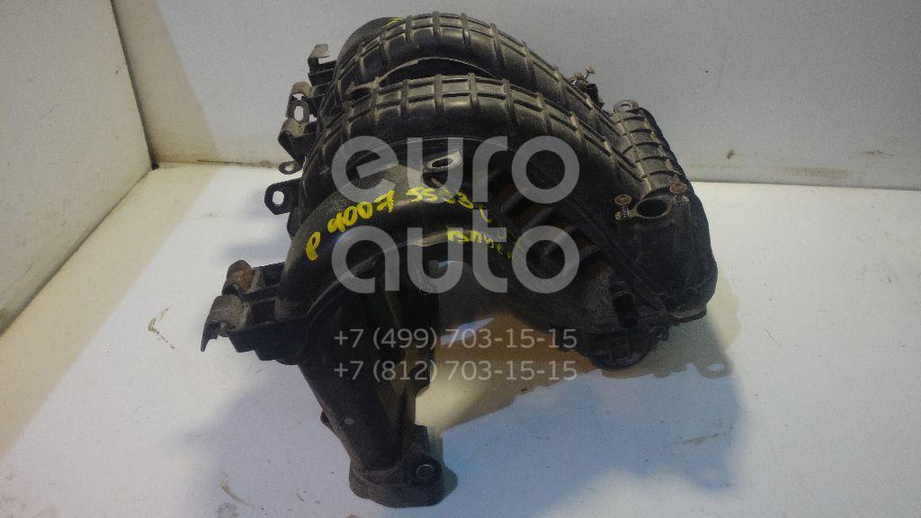 Коллектор впускной для Peugeot,Citroen 4007 2008-2013;C-Crosser 2008-2013;4008 2012>;C4 Aircross 2012> - Фото №1