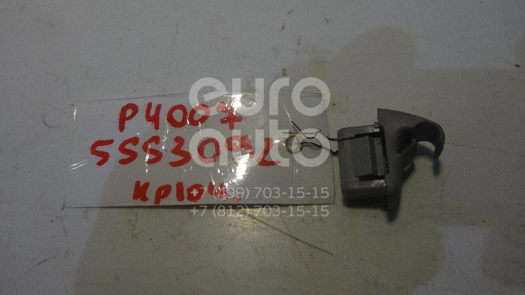 Крючок солнцезащитного козырька для Citroen 4007 2008>;C-Crosser 2008> - Фото №1