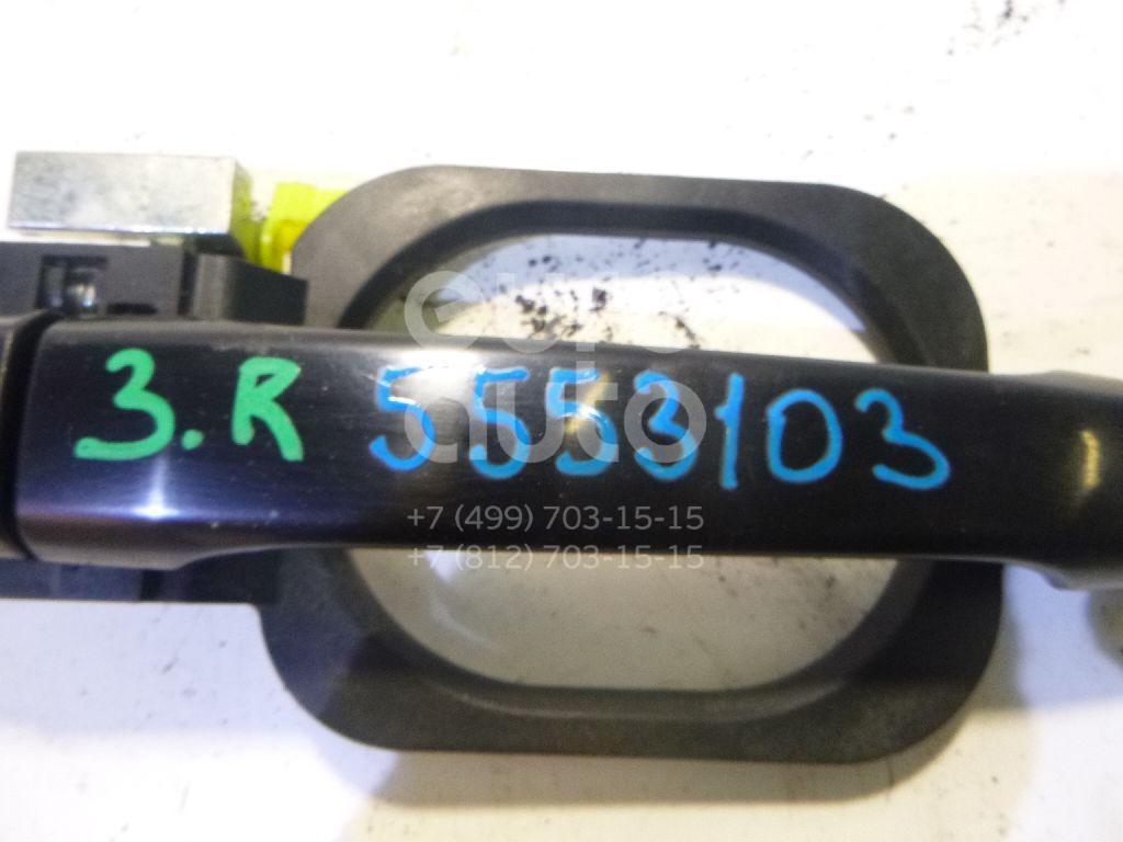 Ручка двери задней наружная правая для Mitsubishi ASX 2010> - Фото №1