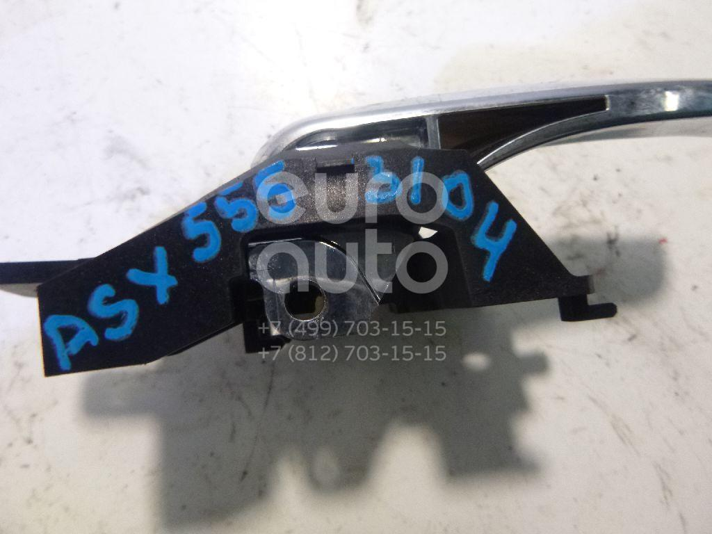 Ручка двери внутренняя левая для Mitsubishi ASX 2010-2016;Outlander (GF) 2012> - Фото №1