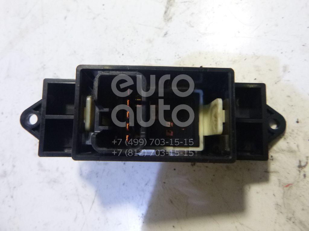 Кнопка стеклоподъемника для Mitsubishi ASX 2010-2016;Colt (Z3) 2003-2012;Pajero/Montero III (V6, V7) 2000-2006;Lancer (CS/Classic) 2003-2008;Lancer (CX,CY) 2007>;Pajero/Montero IV (V8, V9) 2007>;Outlander XL (CW) 2006-2012 - Фото №1