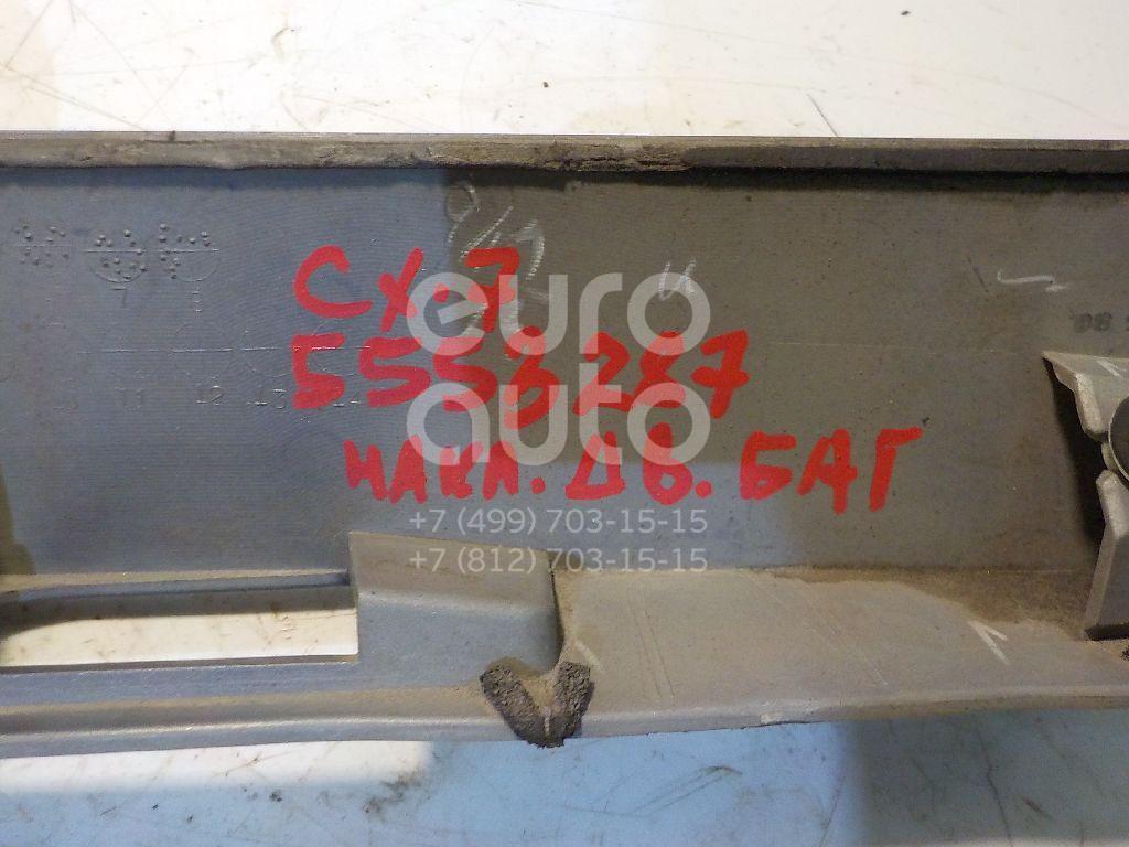 Накладка двери багажника для Mazda CX 7 2007-2012 - Фото №1
