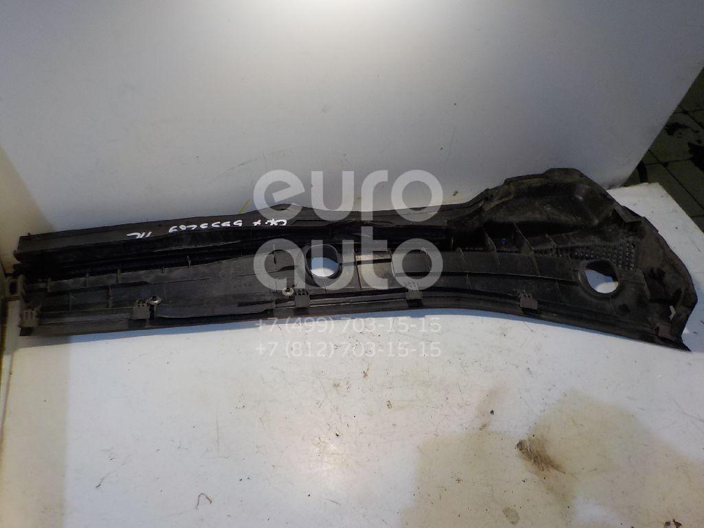 Решетка стеклооч. (планка под лобовое стекло) для Mazda CX 7 2007-2012 - Фото №1