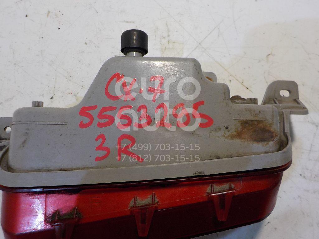 Фонарь задний в бампер правый для Mazda CX 7 2007-2012 - Фото №1