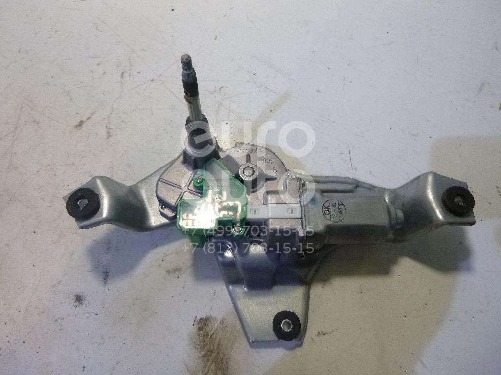 Моторчик стеклоочистителя задний для Citroen ASX 2010>;Outlander XL (CW) 2006-2012;4007 2008>;C-Crosser 2008>;4008 2012>;C4 Aircross 2012> - Фото №1