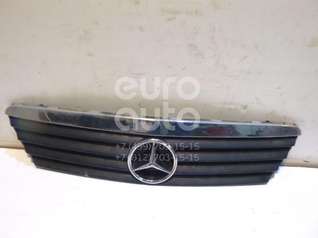 Решетка радиатора для Mercedes Benz A140/160 W168 1997-2004 - Фото №1