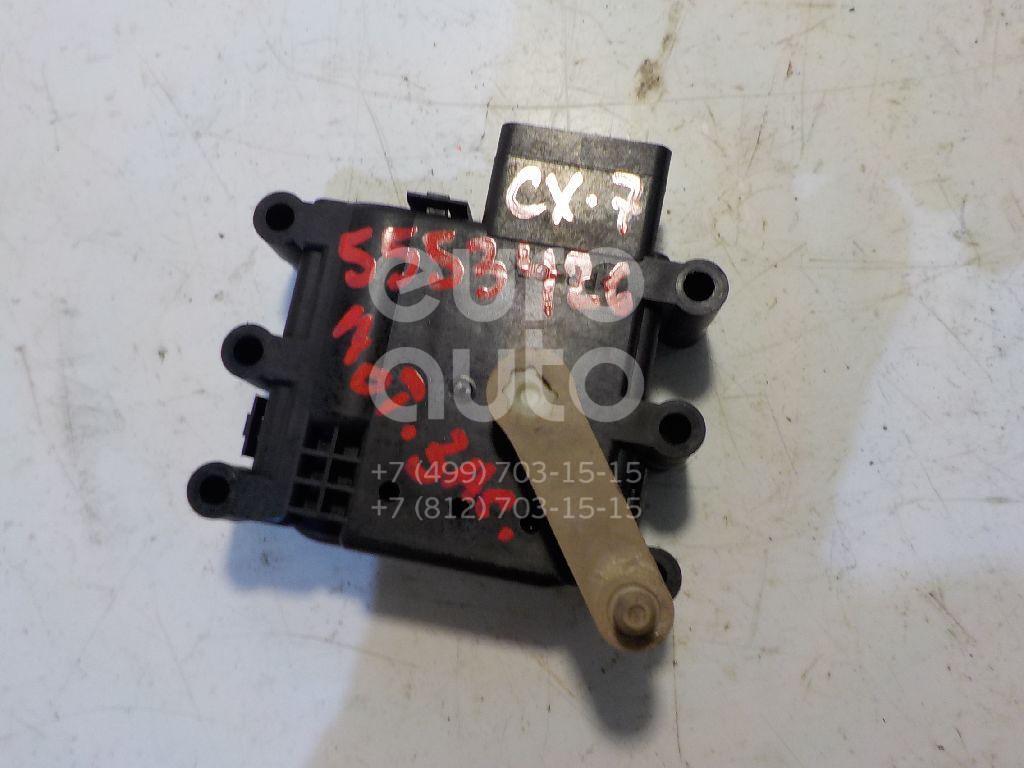 Моторчик заслонки отопителя для Mazda CX 7 2007-2012;Mazda 6 (GG) 2002-2007 - Фото №1